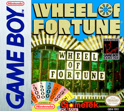 Wheel of Fortune (Game Boy)