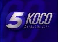 KOCO station ID 1995