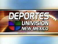 Kluz deportes univision nuevo mexico package 2004