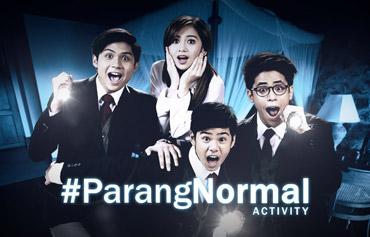 Hastag Parang Normal Activity