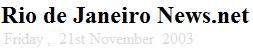 Rio de Janeiro News.Net