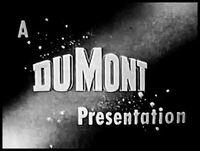 DuMont 1954 Close