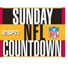 Sunday NFL Countdown