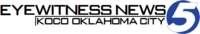 KOCO Eyewitness News 5 alternate logo