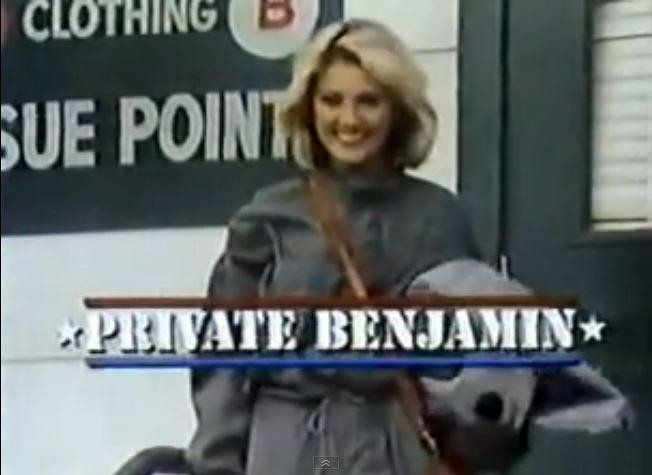 Private Benjamin (TV series)