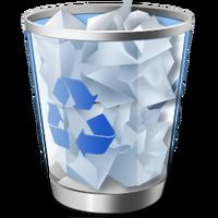 Recycle Bin Windows Vista full