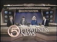 WEWS Logo 1986 d TV 5 Eyewitness News