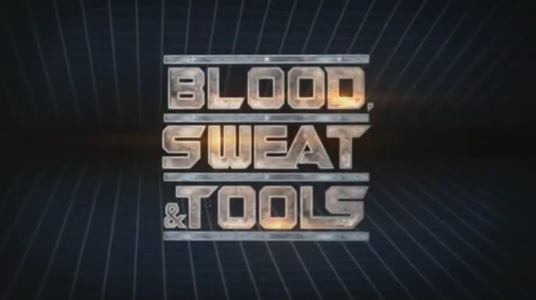 Blood, Sweat & Tools