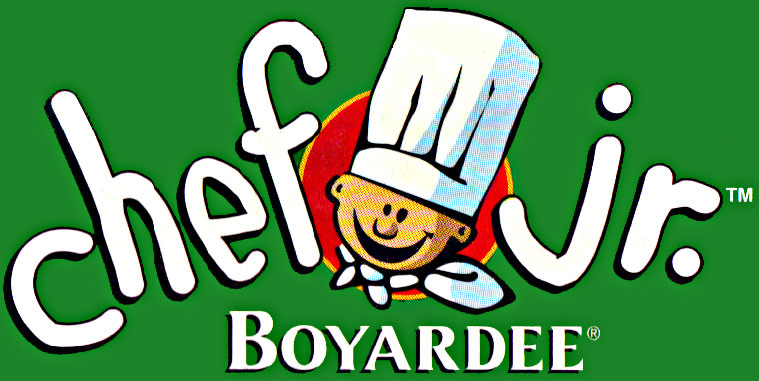 Chef Jr. Boyardee