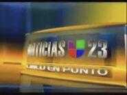 Kuvn noticias 23 cinco en punto package 2006