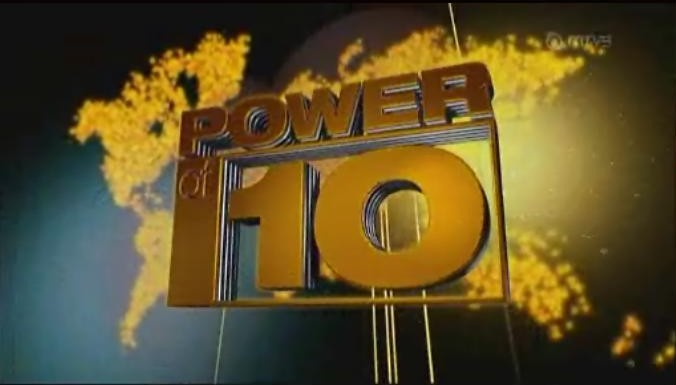 Power of 10 (Finland)
