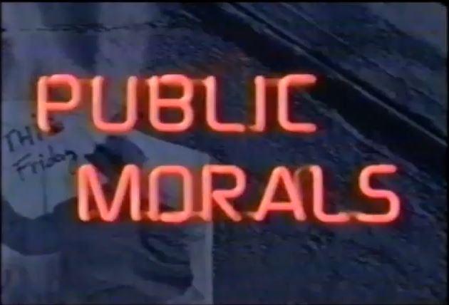 Public Morals (1996)