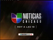 Wgbo noticias univision chicago 10pm package 2010