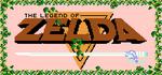Zelda 1 Logo in game