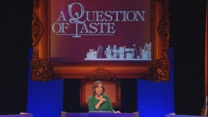 A Question of Taste