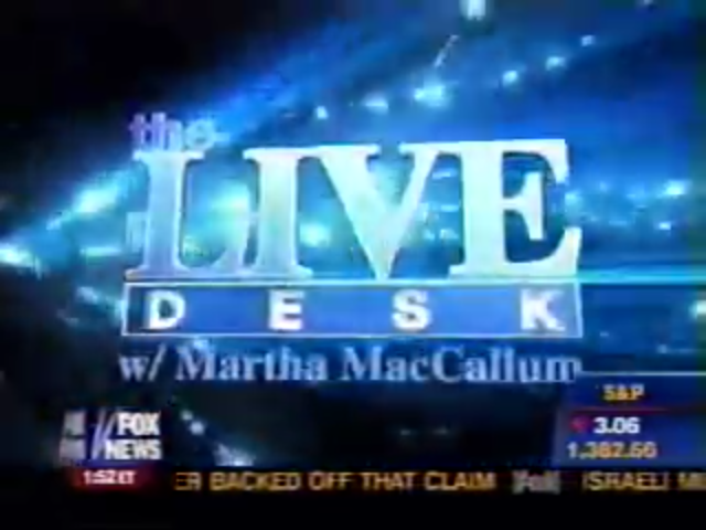 The Live Desk with Martha and Trace