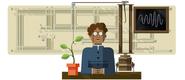 Google Jagadish Chandra Bose's 158th Birthday