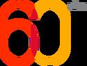 Logo 60 aniversario canal 4