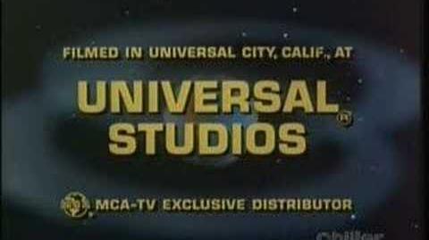 Universal Television Logo (1970)