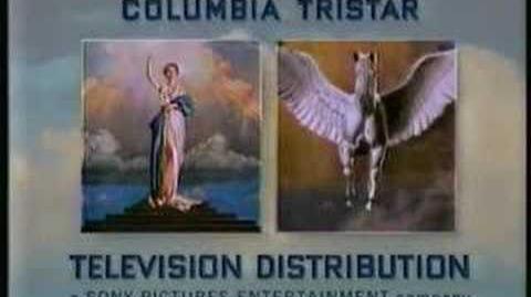 "Columbia Tristar Television Distribution Logo (1996) ""Short Version"""