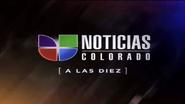 Kcec noticias univision colorado 10pm package 2012