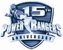 Power Rangers 15th