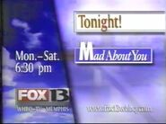 WHBQ Mad About You 1996 Promo