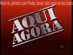 Aqui Agora (2008).jpg