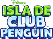 Club Penguin Island (Spanish logo)