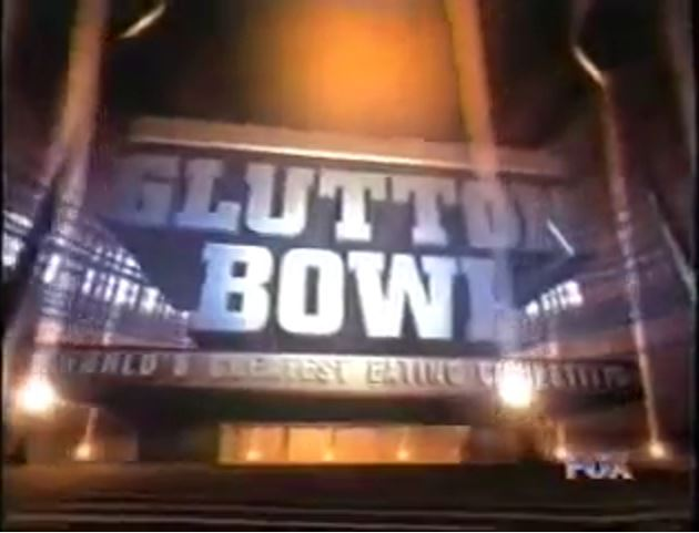 Glutton Bowl: World's Greatest Eating Contest