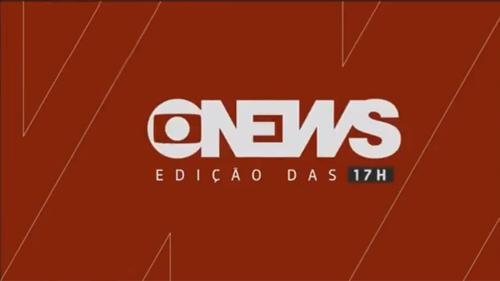 Jornal GloboNews - Edição das 17h