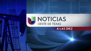 Noticias univision oeste de texas 10pm package 2013