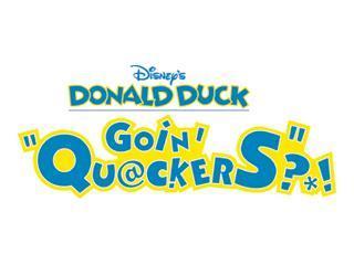 Donald Duck: Goin' Qu@ckers*!