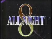 WJW 8 All Night 1989