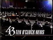 WUAB 1993 news at ten