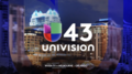Wven univision 43 second id december 2017