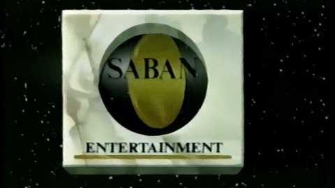 """Saban Entertainment"" Production Logo"
