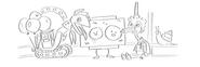 Google Norman Frederick Hetherington's 93rd Birthday (Sketch 2)