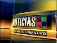 Kvye noticias univision 7 breve informativo package 2006