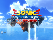 Sonic & All Stars Racing Transformed 4x3