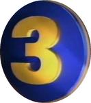 TV3 Viasat logo 1994-1995