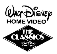 The Classics Walt Disney Home Video logo