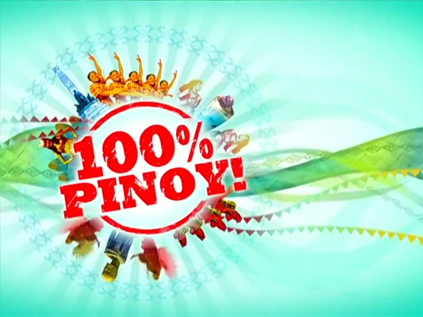 100% Pinoy!