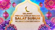 Indosiar Selamat Menunaikan Ibadah Subuh 2021