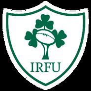 Irfu jersey logo white