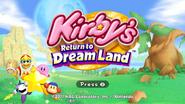 Kirby Return to Dream Land 16x9