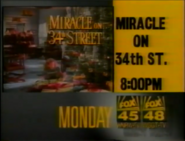 Miracle on 34th St FOX 45&48 Promo