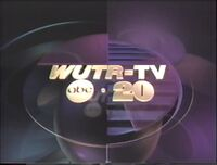 WUTR-TV 20 America's Watching ABC 1991
