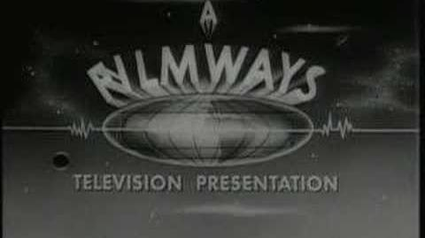 """B&W Filmways Television Presentation """"With Male Announcer"""""""