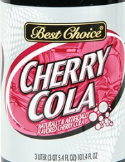 Best Choice Cherry Cola
